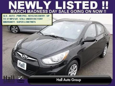 2013 Hyundai Accent 4 Door Sedan For Sale In Newport News