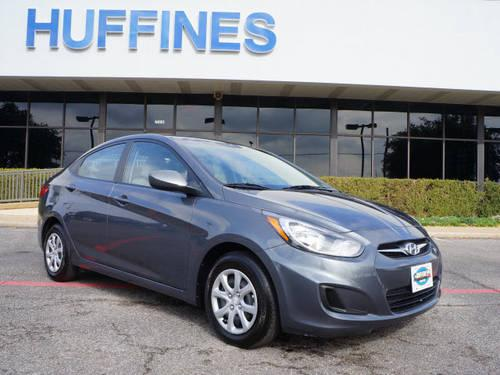 2013 hyundai accent 4 dr sedan gls for sale in plano texas classified. Black Bedroom Furniture Sets. Home Design Ideas
