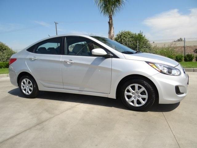 2013 hyundai accent 4d sedan gls for sale in hanford california classified. Black Bedroom Furniture Sets. Home Design Ideas