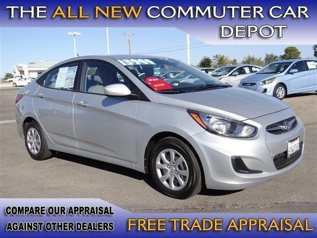 2013 Hyundai Accent 4dr Car Gls For Sale In Baldy Mesa