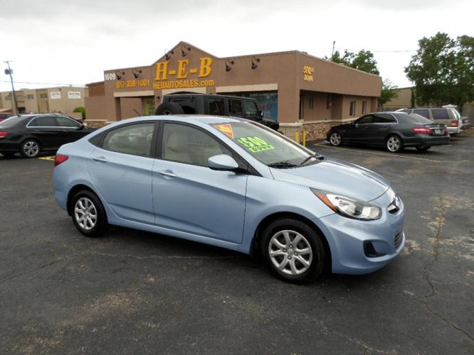 2013 hyundai accent 4dr sdn auto gls total down for sale in fort worth texas classified. Black Bedroom Furniture Sets. Home Design Ideas