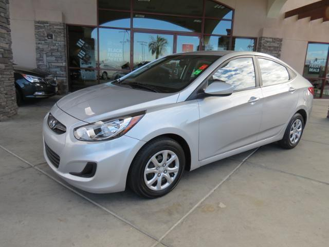 2013 hyundai accent gls 4dr car gls for sale in victorville california classified. Black Bedroom Furniture Sets. Home Design Ideas