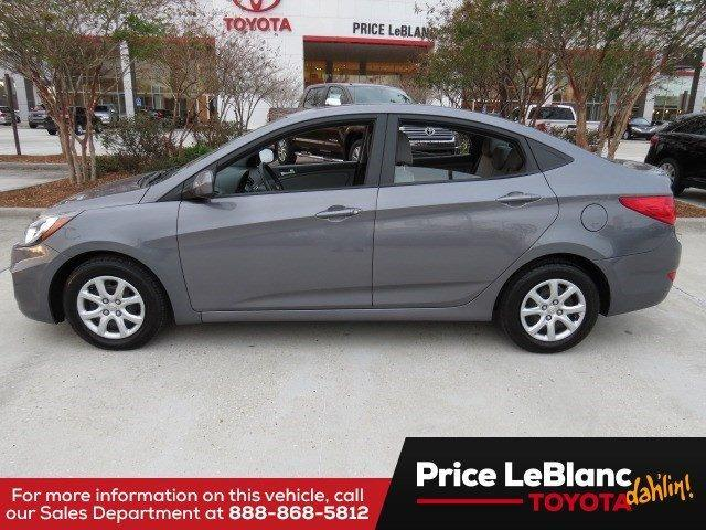2013 hyundai accent gls 4dr sedan 6m for sale in baton. Black Bedroom Furniture Sets. Home Design Ideas