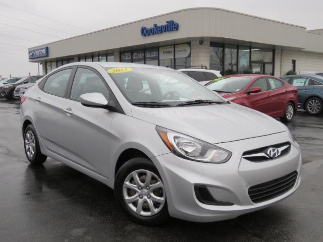 2013 hyundai accent gls gls 4dr sedan for sale in algood tennessee classified. Black Bedroom Furniture Sets. Home Design Ideas