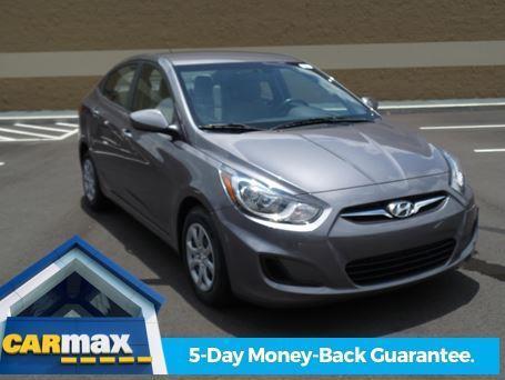 2013 Hyundai Accent GLS GLS 4dr Sedan