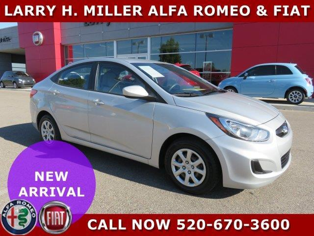 2013 hyundai accent gls gls 4dr sedan for sale in tucson. Black Bedroom Furniture Sets. Home Design Ideas
