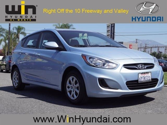 2013 Hyundai Accent GS GS 4dr Hatchback