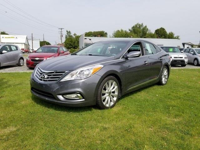 2013 Hyundai Azera Base 4dr Sedan