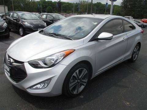 Hyundai Elantra Coupe >> 2013 HYUNDAI ELANTRA 2 DOOR COUPE for Sale in La Porte ...