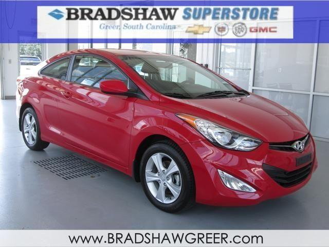 2013 hyundai elantra 2d coupe gs for sale in greer south carolina classified. Black Bedroom Furniture Sets. Home Design Ideas