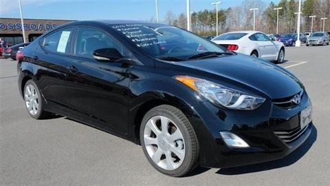 2013 Hyundai Elantra 4 Door Sedan For Sale In Guthrie