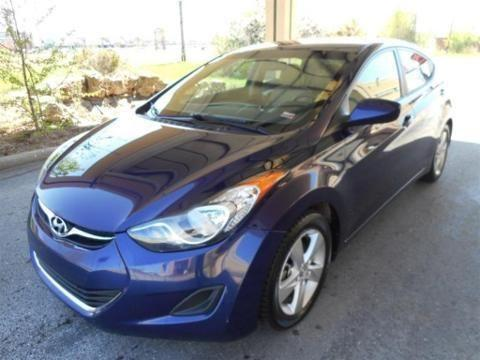 Friendly Ford Springfield Mo >> 2013 HYUNDAI ELANTRA 4 DOOR SEDAN for Sale in Springfield ...