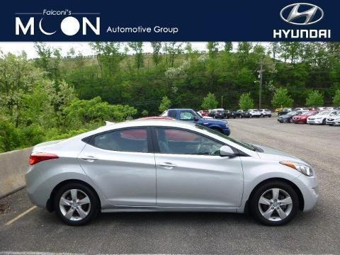 2013 Hyundai Elantra 4 Door Sedan For Sale In Coraopolis