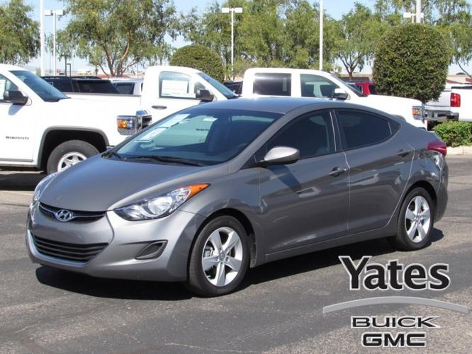 2013 hyundai elantra 4dr sdn auto gls pzev for sale in. Black Bedroom Furniture Sets. Home Design Ideas