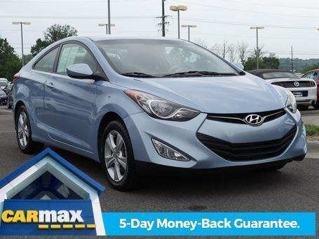 2013 hyundai elantra coupe gs gs 2dr coupe for sale in knoxville tennessee classified. Black Bedroom Furniture Sets. Home Design Ideas