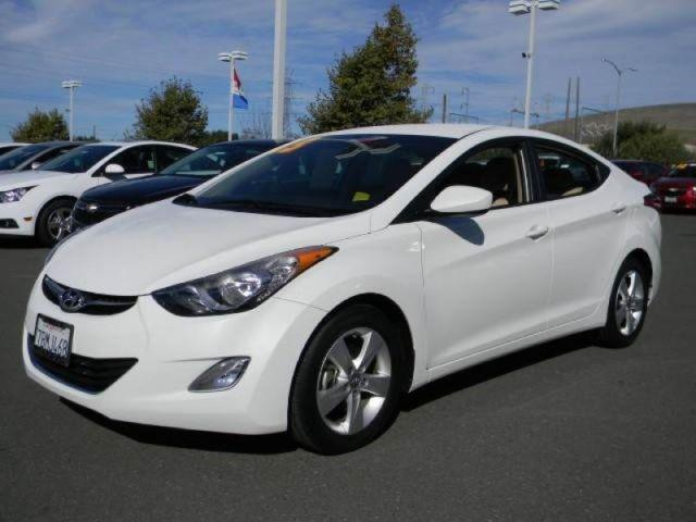 2013 hyundai elantra gls for sale in vallejo california classified. Black Bedroom Furniture Sets. Home Design Ideas