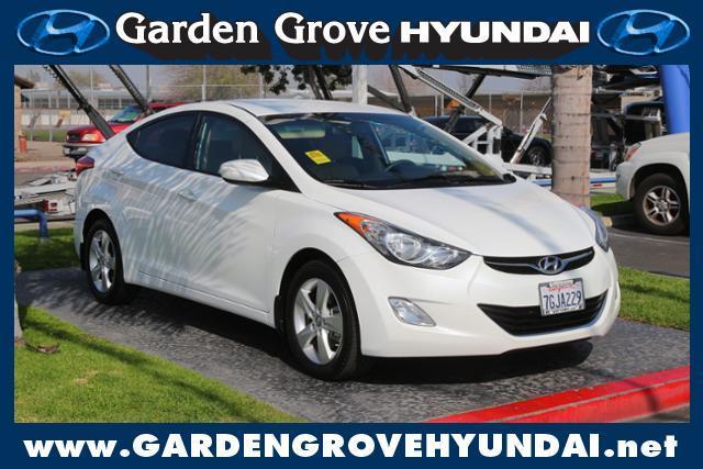 2013 Hyundai Elantra Gls Garden Grove Ca For Sale In