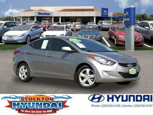 2013 Hyundai Elantra GLS GLS 4dr Sedan