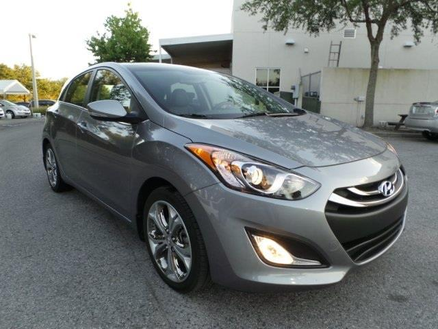 Hyundai Of Wesley Chapel >> 2013 HYUNDAI Elantra GT 4dr Hatchback 6M w/Blue Interior for Sale in Zephyrhills, Florida ...