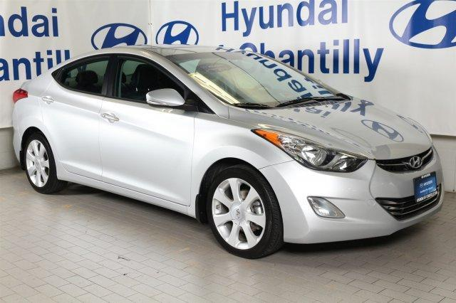 2013 hyundai elantra limited limited 4dr sedan for sale in chantilly virginia classified. Black Bedroom Furniture Sets. Home Design Ideas