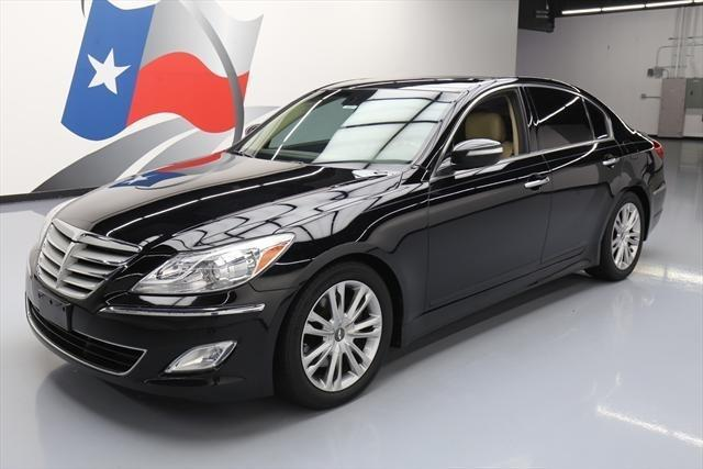 2013 hyundai genesis 3 8l 3 8l 4dr sedan for sale in houston texas classified. Black Bedroom Furniture Sets. Home Design Ideas