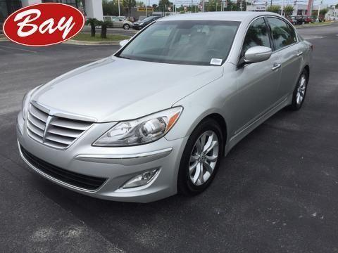 2013 HYUNDAI GENESIS 4 DOOR SEDAN