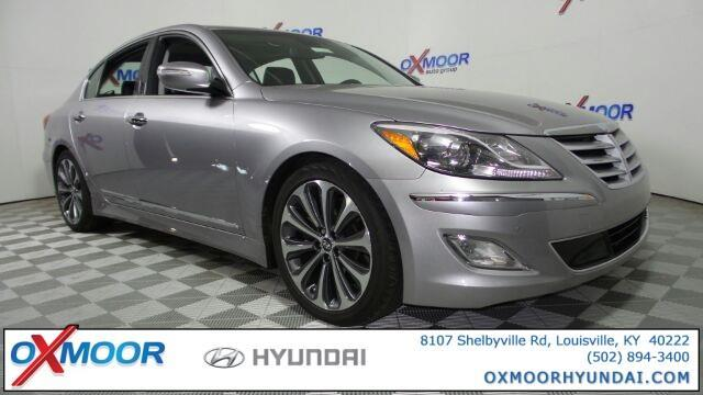2013 hyundai genesis 5 0l r spec 5 0l r spec 4dr sedan for sale in louisville kentucky. Black Bedroom Furniture Sets. Home Design Ideas