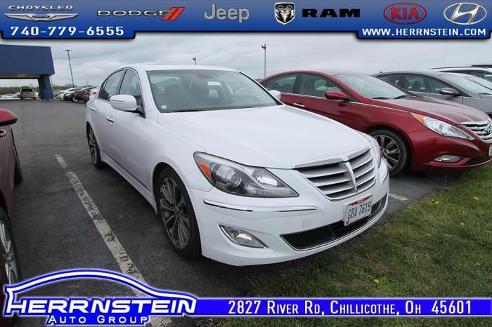 2013 hyundai genesis 5 0l r spec 5 0l r spec 4dr sedan for sale in chillicothe ohio classified. Black Bedroom Furniture Sets. Home Design Ideas