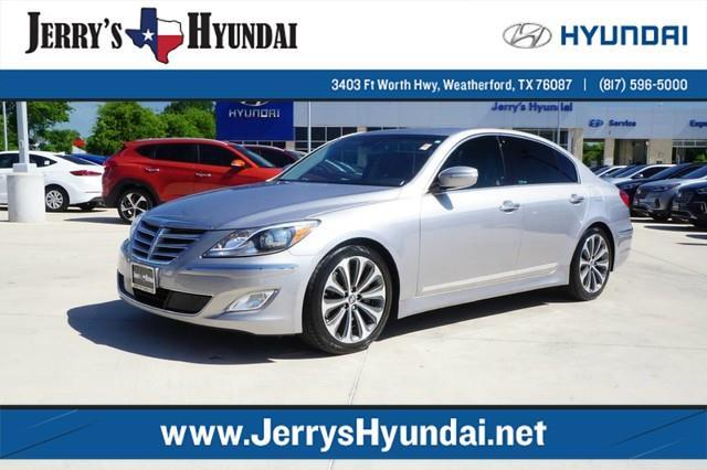 2013 hyundai genesis 5 0l r spec 5 0l r spec 4dr sedan for sale in weatherford texas classified. Black Bedroom Furniture Sets. Home Design Ideas