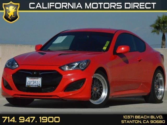 2013 hyundai genesis coupe 2 0t 2 0t 2dr coupe for sale in stanton california classified. Black Bedroom Furniture Sets. Home Design Ideas