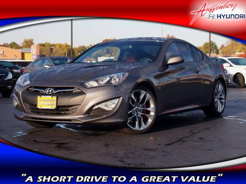 2013 hyundai genesis coupe 2d coupe 3 8 r spec for sale in shiloh illinois classified. Black Bedroom Furniture Sets. Home Design Ideas