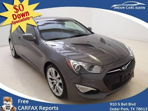 2013 hyundai genesis coupe 2d coupe 3 8 track for sale in cedar park texas classified. Black Bedroom Furniture Sets. Home Design Ideas