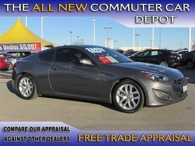2013 hyundai genesis coupe 2dr car 3 8 grand touring for sale in baldy mesa california. Black Bedroom Furniture Sets. Home Design Ideas