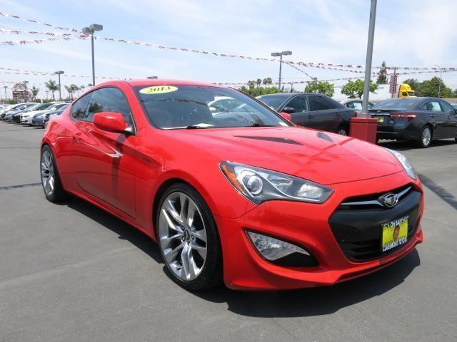 2013 hyundai genesis coupe 2dr car 3 8 r spec for sale in claremont california classified. Black Bedroom Furniture Sets. Home Design Ideas