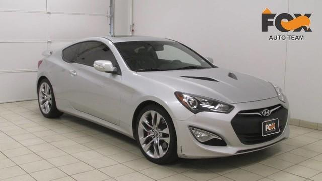 2013 hyundai genesis coupe 3 8 grand touring 3 8 grand touring 2dr coupe for sale in el paso. Black Bedroom Furniture Sets. Home Design Ideas