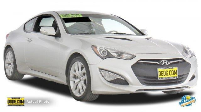 2013 Hyundai Genesis Coupe 3.8 Grand Touring 3.8 Grand
