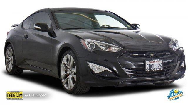 2013 Hyundai Genesis Coupe 3.8 Track 3.8 Track 2dr