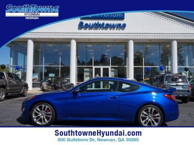 2013 hyundai genesis coupe 3 8 track 3 8 track 2dr coupe for sale in newnan georgia classified. Black Bedroom Furniture Sets. Home Design Ideas