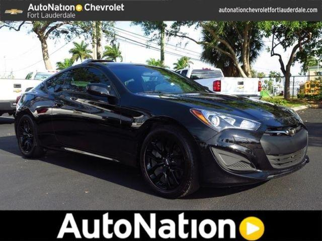 2013 Hyundai Genesis Coupe for Sale in Fort Lauderdale ...