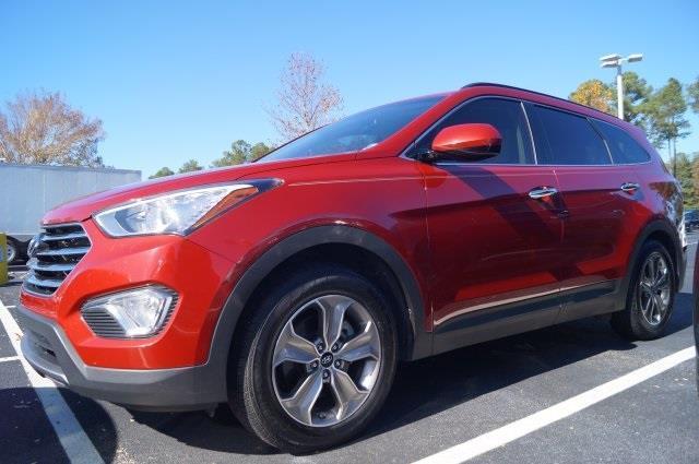 2013 Hyundai Santa Fe GLS GLS 4dr SUV