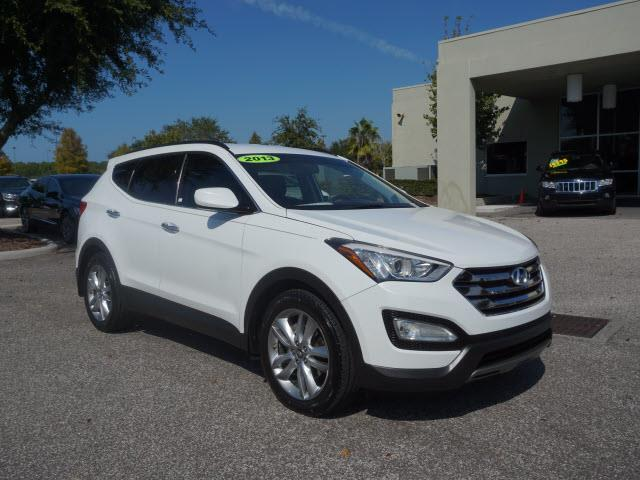 2013 hyundai santa fe sport 2 0t 2 0t 4dr suv for sale in port richey florida classified. Black Bedroom Furniture Sets. Home Design Ideas