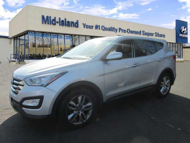 2013 Hyundai Santa Fe Sport 2.0T 2.0T 4dr SUV