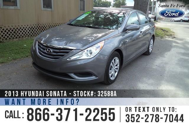 2013 Hyundai Sonata - 45K Miles - On-Site Financing!