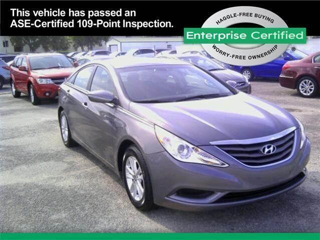2013 Hyundai Sonata 4dr Sdn 2 4l Auto Gls For Sale In