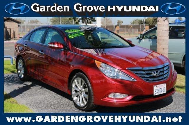 2013 Hyundai Sonata Garden Grove Ca For Sale In Garden