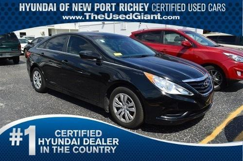 2013 hyundai sonata gls 4dr sedan pzev for sale in new port richey florida classified. Black Bedroom Furniture Sets. Home Design Ideas