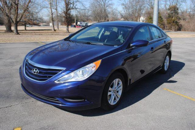 2013 hyundai sonata gls for sale in hendersonville. Black Bedroom Furniture Sets. Home Design Ideas