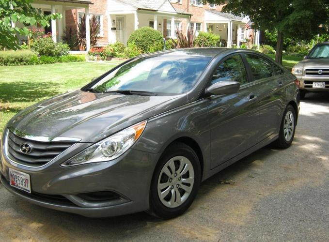 2013 hyundai sonata gls for sale in baltimore maryland. Black Bedroom Furniture Sets. Home Design Ideas