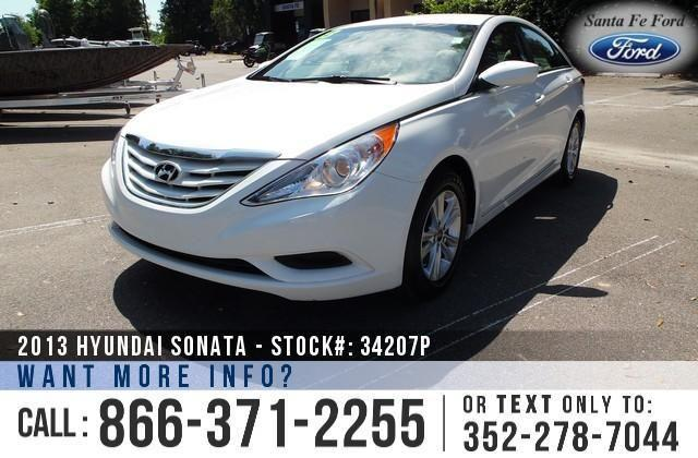 2013 Hyundai Sonata GLS - Financing Available - 39K