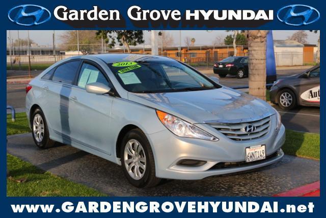 2013 Hyundai Sonata Gls Garden Grove Ca For Sale In